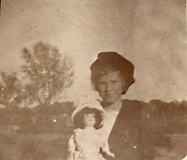 Fern Blohn, Grant Iowa, 1920's