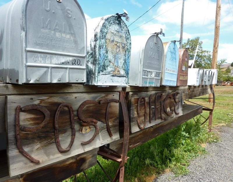 Lonerock Post Office