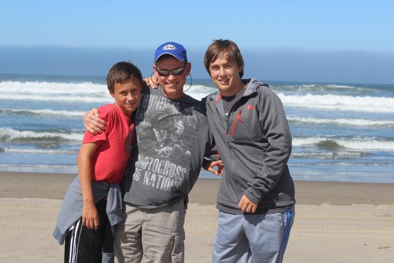 Sam, Mike & Kevin