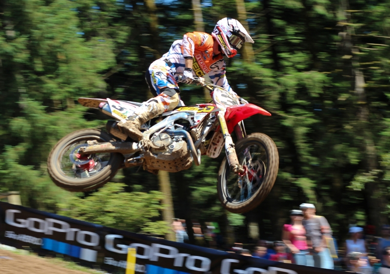 I had fun with my new camera at the Washougal National MX this year. We've been going to this race for 25 years!