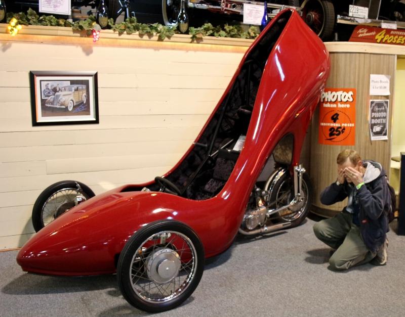 Honda-Heel? Pump-ed Up Ride?