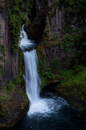 Toketee Falls - Hwy 138, Oregon