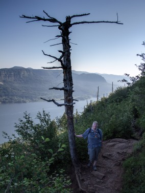 Columbia Gorge - Hike up to Angel's Rest