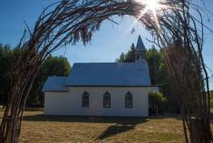 Episcopal church in Ft. Klamath Oregon