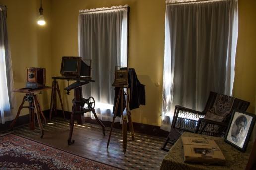 Balch Hotel - now a museum in Klamath Falls
