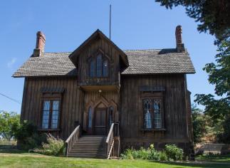 Fort Dalles Museum, The Dalles Oregon