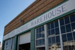 One of my favorite antique stores - Klamath Falls Oregon