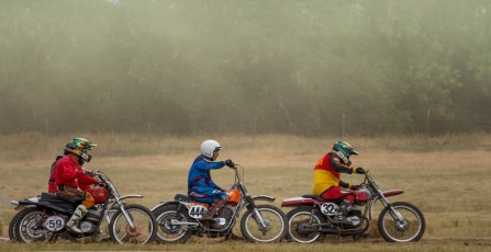 Oakland Oregon Vintage Motocross