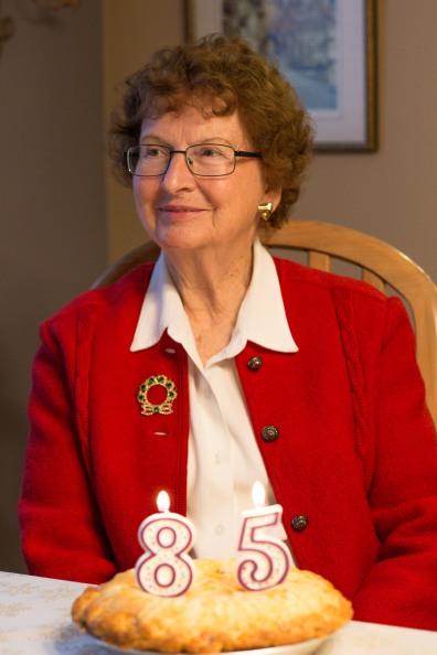 Mom's 85th Birthday Bash.