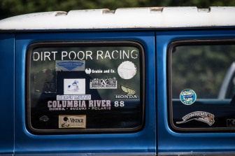 AHRMA Vintage Trials in Tacoma Washington - Dirt Poor Racing!